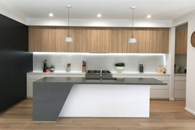 Quartz Stone Splashbacks
